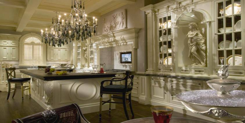 Clive christian tilda co for Robert clive kitchen designs